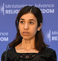 Nadia Murad. Foto: U.S. Department of State, public domain