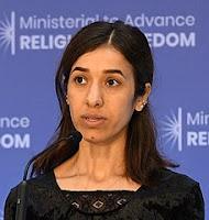 Nadia Murad. Foto: U.S. Department of State, public domain