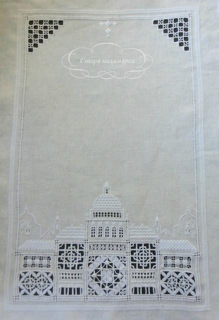 ретичелло, reticello, needle lace, итальянская вышивка, игольное кружево