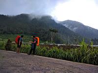 Pendakian Gunung Andong Via Sawit