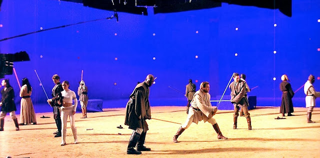 Star Wars Episode III - Behind The Scenes