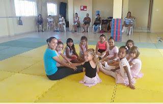 Escola Municipal de Ballet com novas turmas e vagas para crianças entre 3 e 5 anos