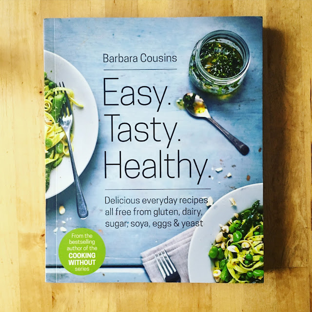 Easy Tasty Healthy Cook book review by Gingey Bites