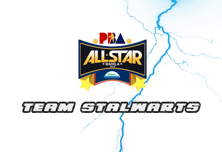 List of TEAM STALWARTS Roster 2016 PBA All-Star