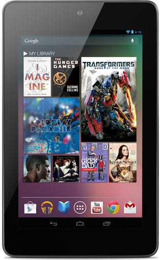 Google Nexus 7 receives Android 4.2 Jelly Bean with manual installation guide
