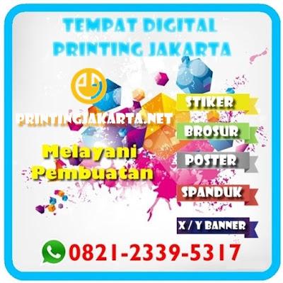 TEMPAT DIGITAL PRINTING JAKARTA