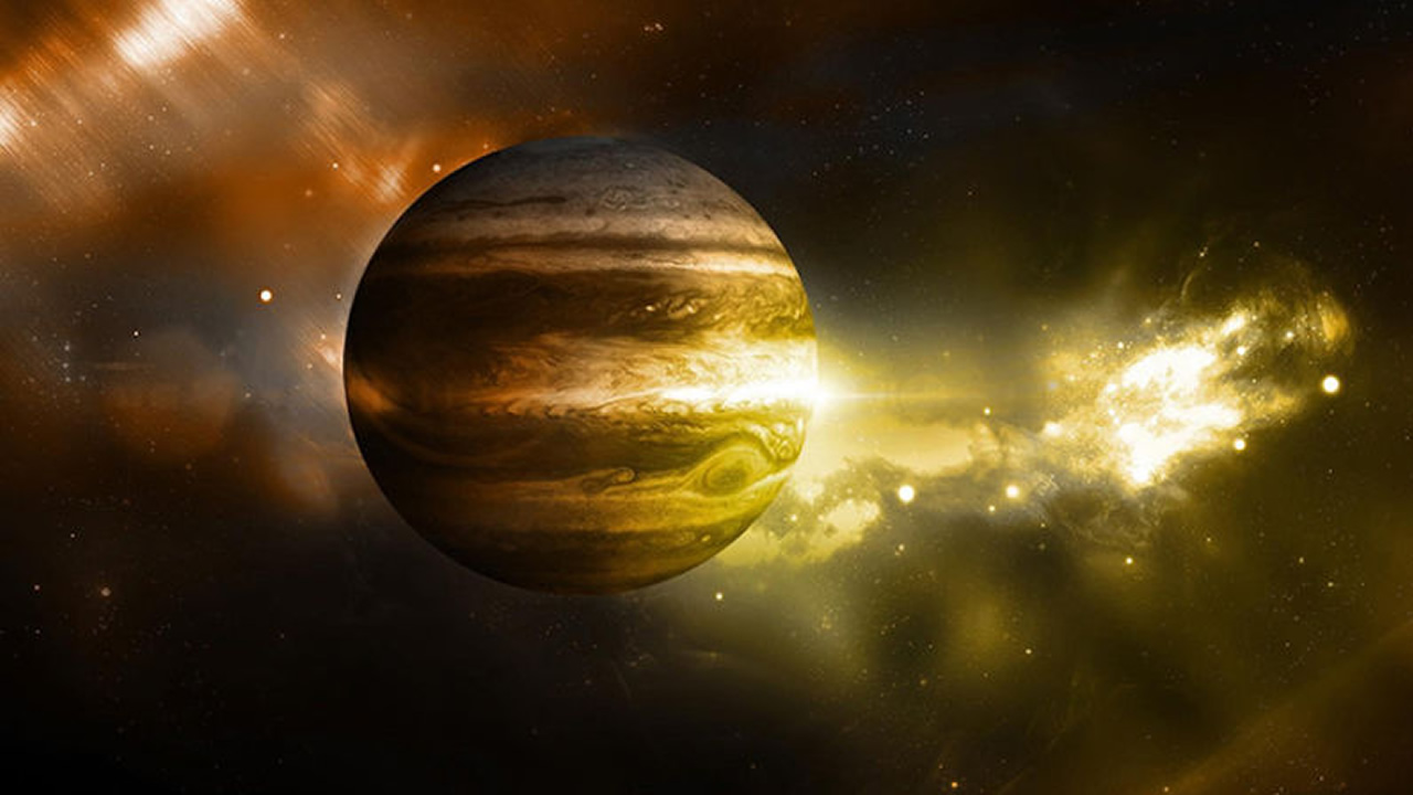 El longevo Júpiter: Descubren que Júpiter es más antiguo que el Sol