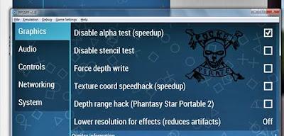 Cara Setting PPSSPP Agar Tidak Lag, Speed Stabil dan Suara Tidak patah-Patah