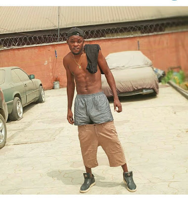 Nigeria Comedian, Mark Angel, Shows Off His Big Cucumber ─ Photos