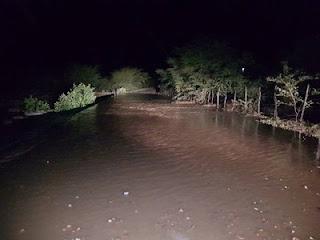 Chove mais de de 90 mm na zona rural de Picuí neste domingo (25)