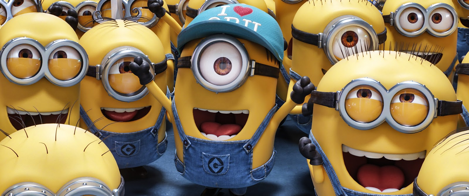 74b4aaa1b3018 Giving us hours of Minion fun to keep us laughing and enjoying our family  game nights this summer.