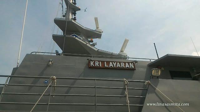 KRI Layaran 854