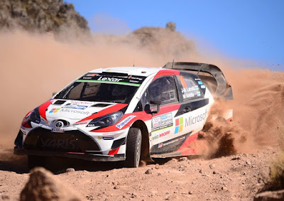 WRC YPF Rally Argentina