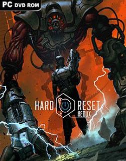 غلاف لعبة Hard Reset Redux