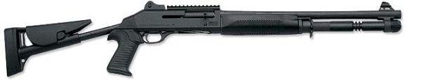 Senapan shotgun Benelli M-4 Super 90 Italia
