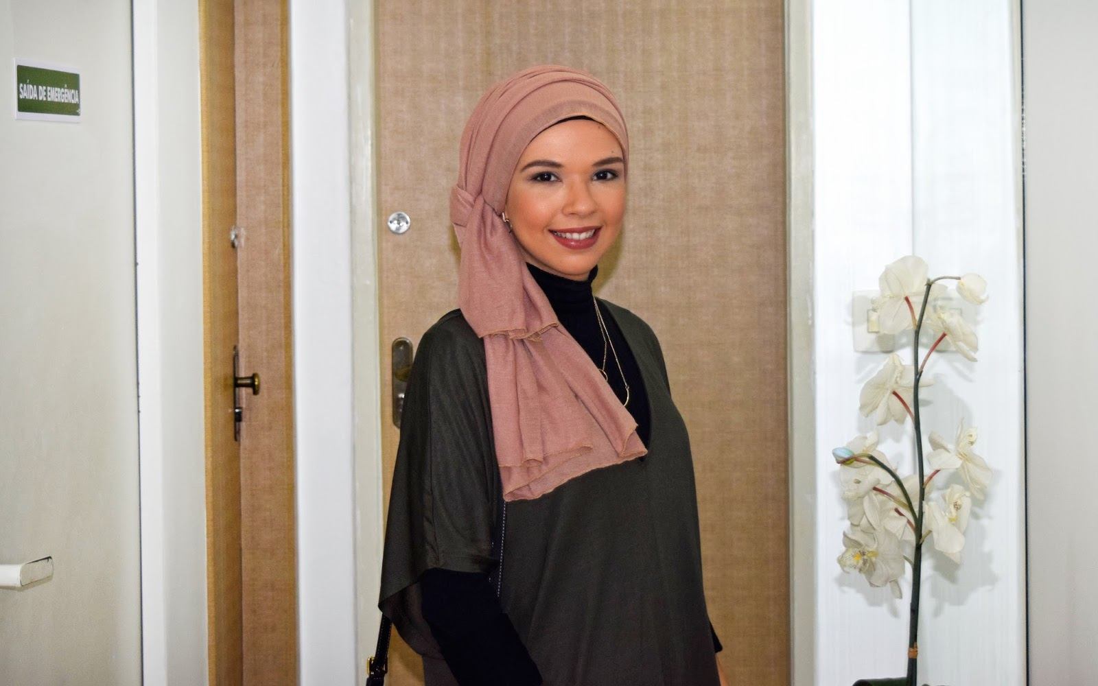 moda modesta, look do dia, muçulmana, hijab, turbante, moda