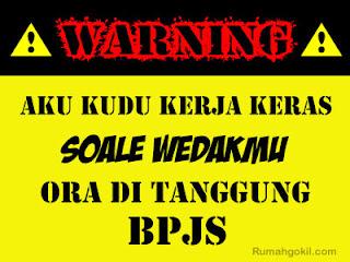 """Kumpulan Gambar Stiker """"Warning"""" Dengan Kata-Kata Paling gokil Terbaru 2018"""