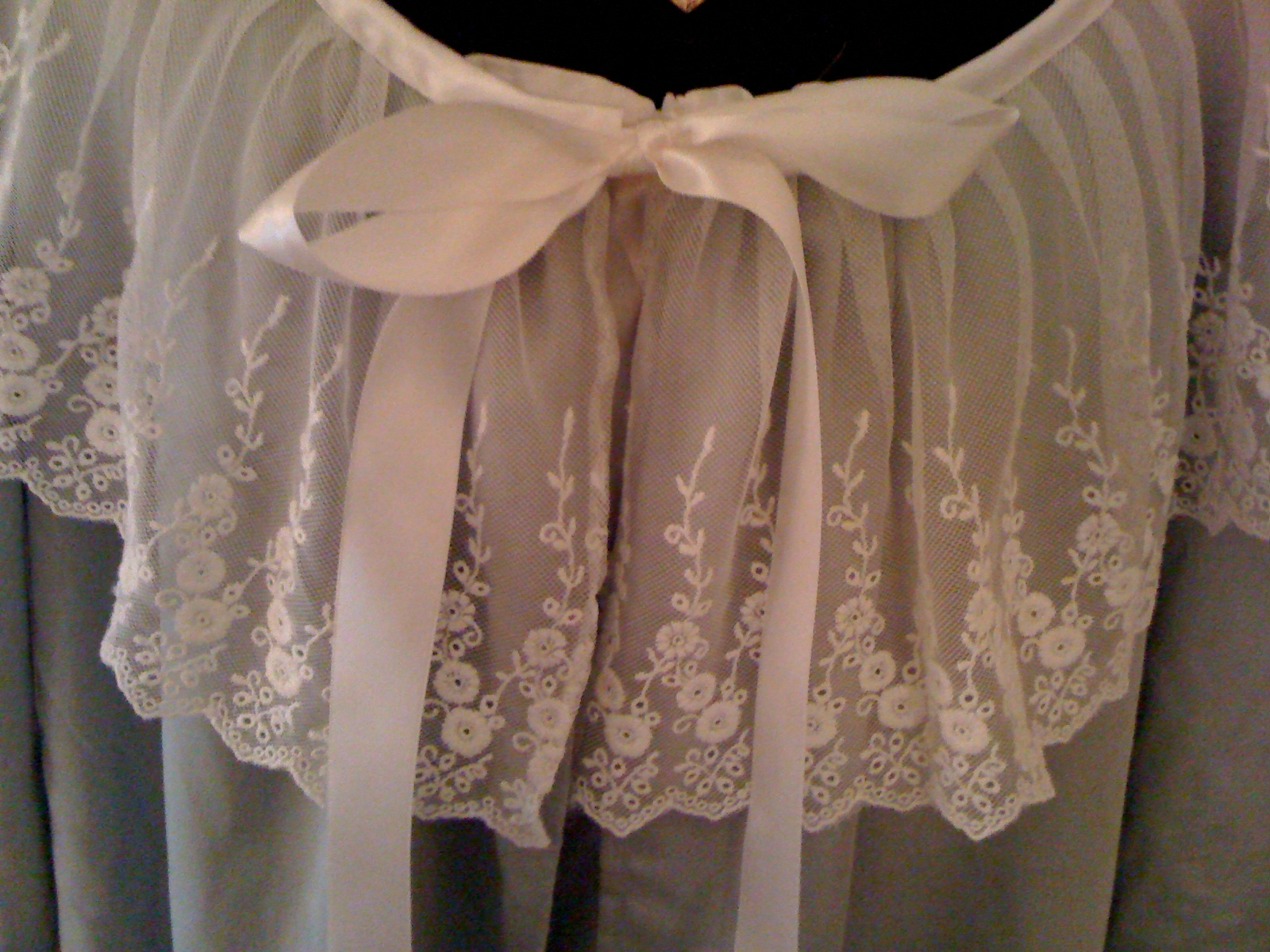 Making History: Late Victorian Dressing Gown