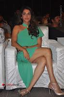 Actress Isha Koppikar Pos in Green Dress at Keshava Telugu Movie Audio Launch .COM 0018.jpg