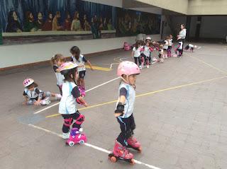 Así disfrutan nuestros alumnos en las diferentes actividades organizadas por la empresa LUDI