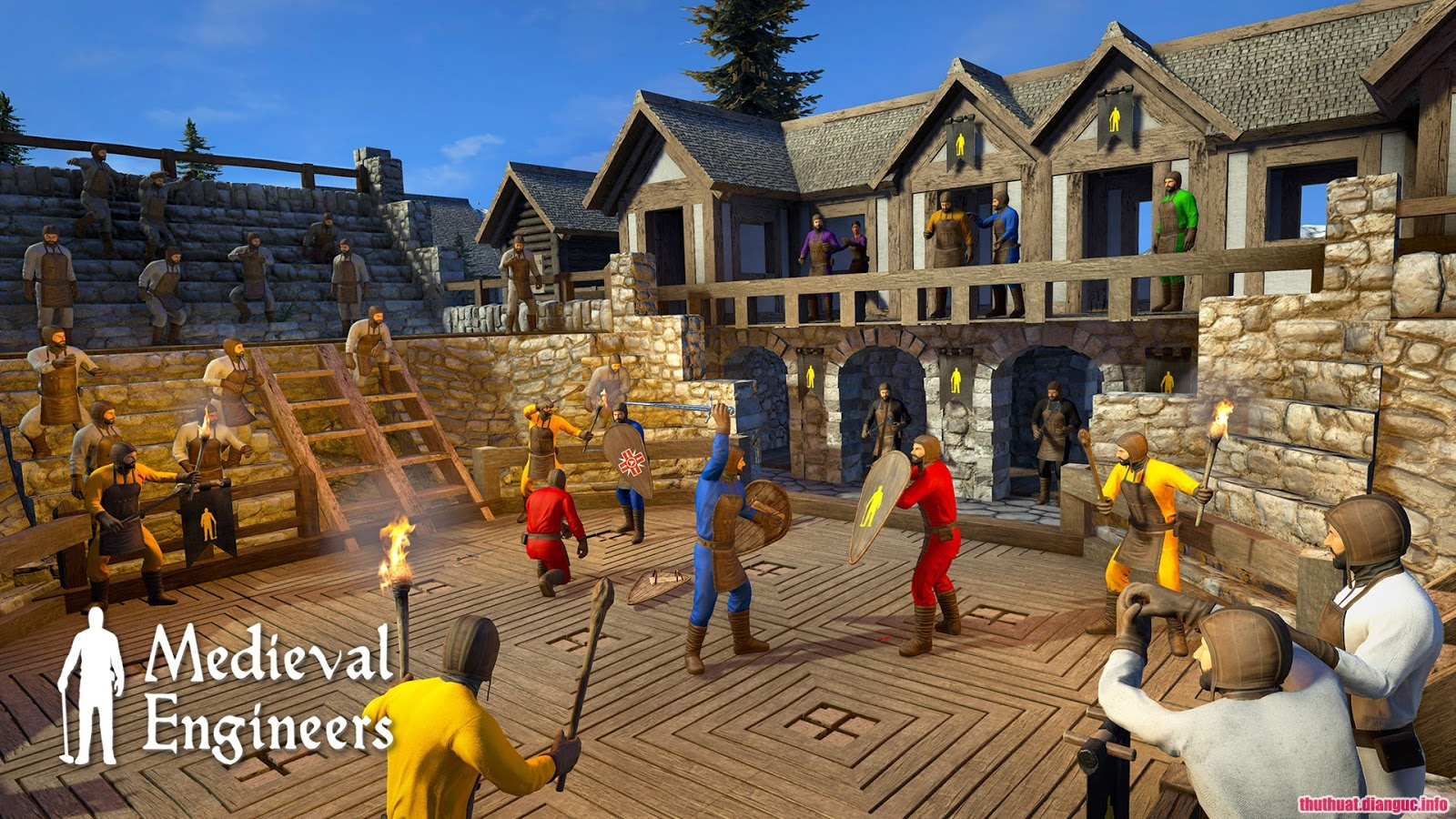 Download Game Medieval Engineers Full Cr@ck