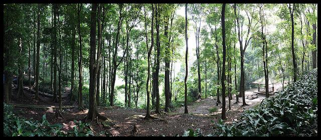 eco wisata di taman hutan raya djuanda bandung