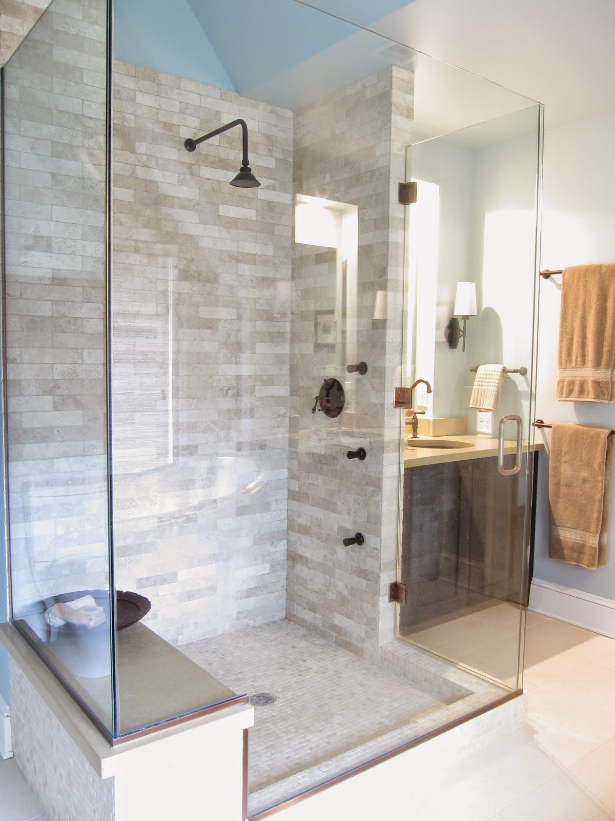 December 2014 Frameless Shower Doors