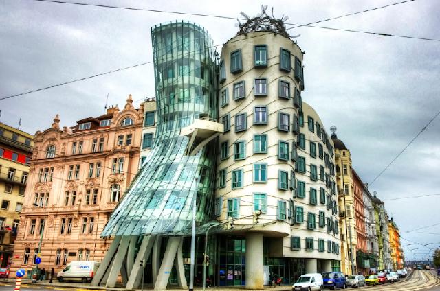 Terceiro dia de viagem em Praga