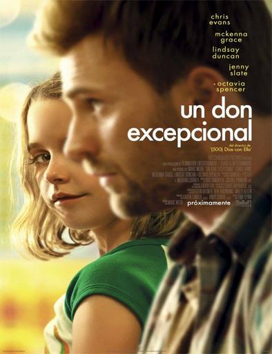 Ver Un don excepcional (Gifted) (2017) Online