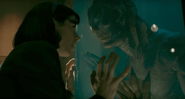 A Forma da Água lidera as indicações para o Oscar 2018