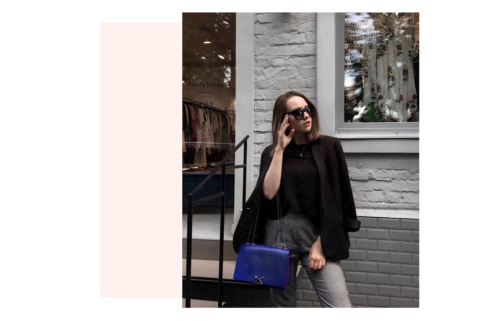 Mango Black Blazer | Fashion Blogger