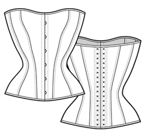 38507e77e2c How to Choose the Right Corset for Your Body Type