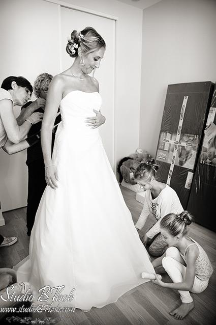 Photographe de mariage à Grigny