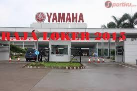 Lowongan Kerja Di Pt Yamaha Motor