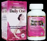 Women's Daily One - Cung cấp các vitamin thiết yếu cho phụ nữ