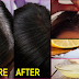 Coconut Oil and Lemon Mixture Will Turn Your Gray Hair Back To It's Natural Black Hair Color