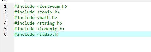 preprocessor - Jenis Fungsi Dalam C