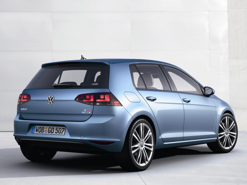 autosmr: Volkswagen Golf 7