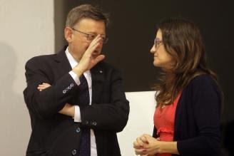 Ximo Puig, Monica oltra, Ingresos, Podemos, compromís, progres, odio, capitalistas