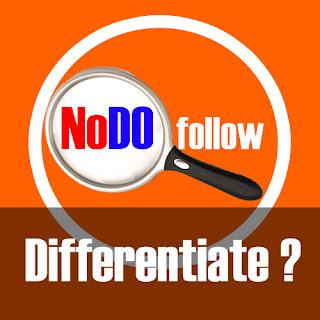Membedakan Blog Dofollow dengan Nofollow