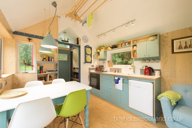NestHouse by Tiny House Scotland