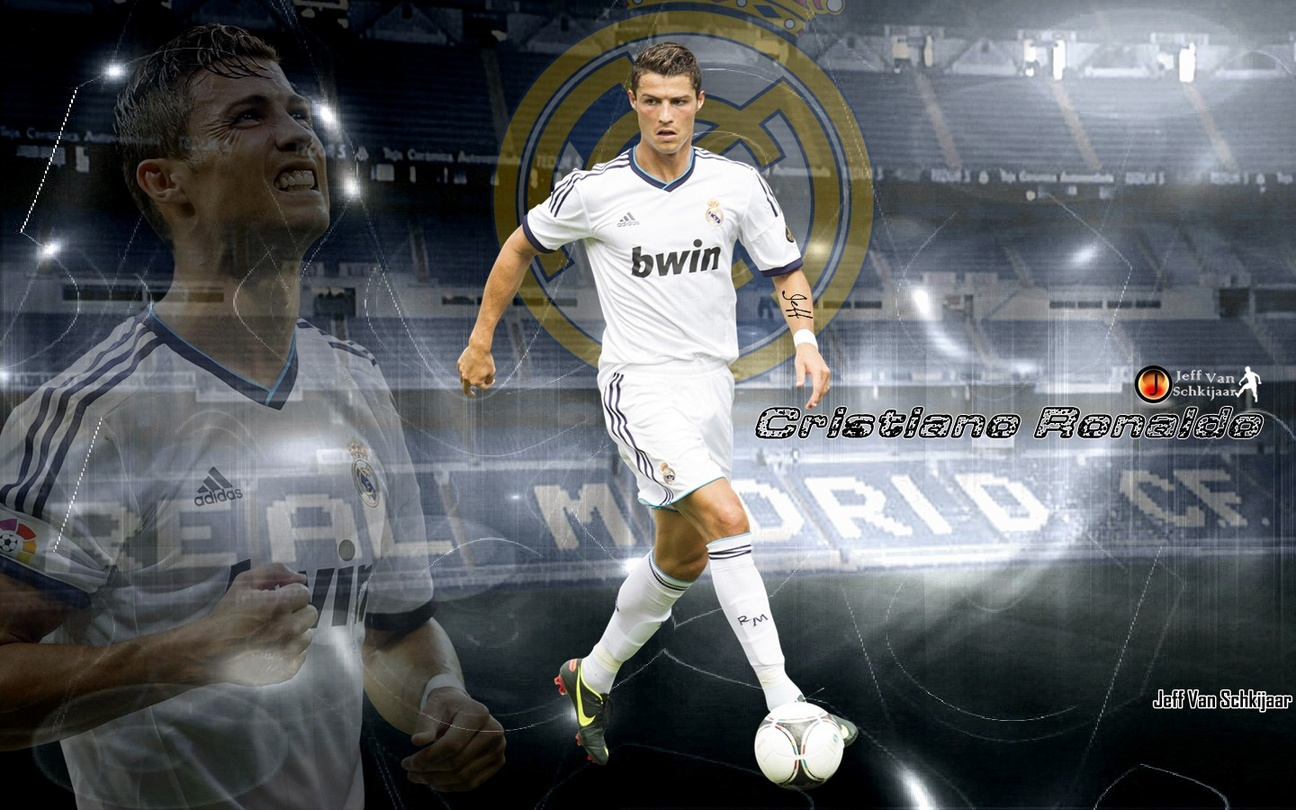 Wonderful Wallpapers Cristiano Ronaldo New HD Wallpapers 2012 2013