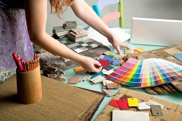 The Best Way To Become An Interior Designer