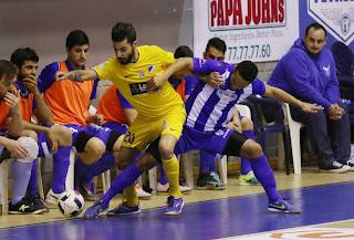Στον 3ο αγώνα θα κριθεί το εισιτήριο για τον τελικό του Πρωταθλήματος Futsal | ΑΠΟΕΛ 1-3 Ανόρθωση (Φώτος)