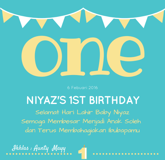 birthday card Canva