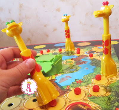 Ягоды и жирафы из игры Файні жирафи