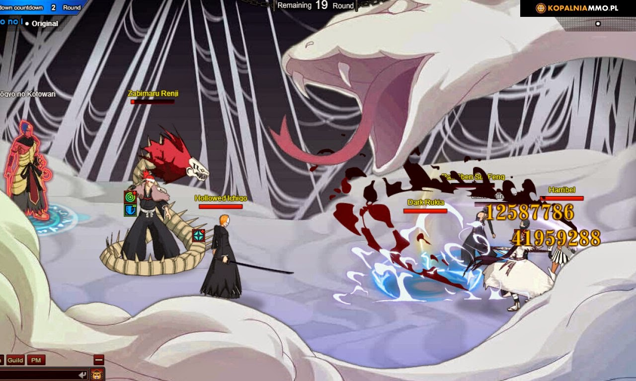 bleach gra PC