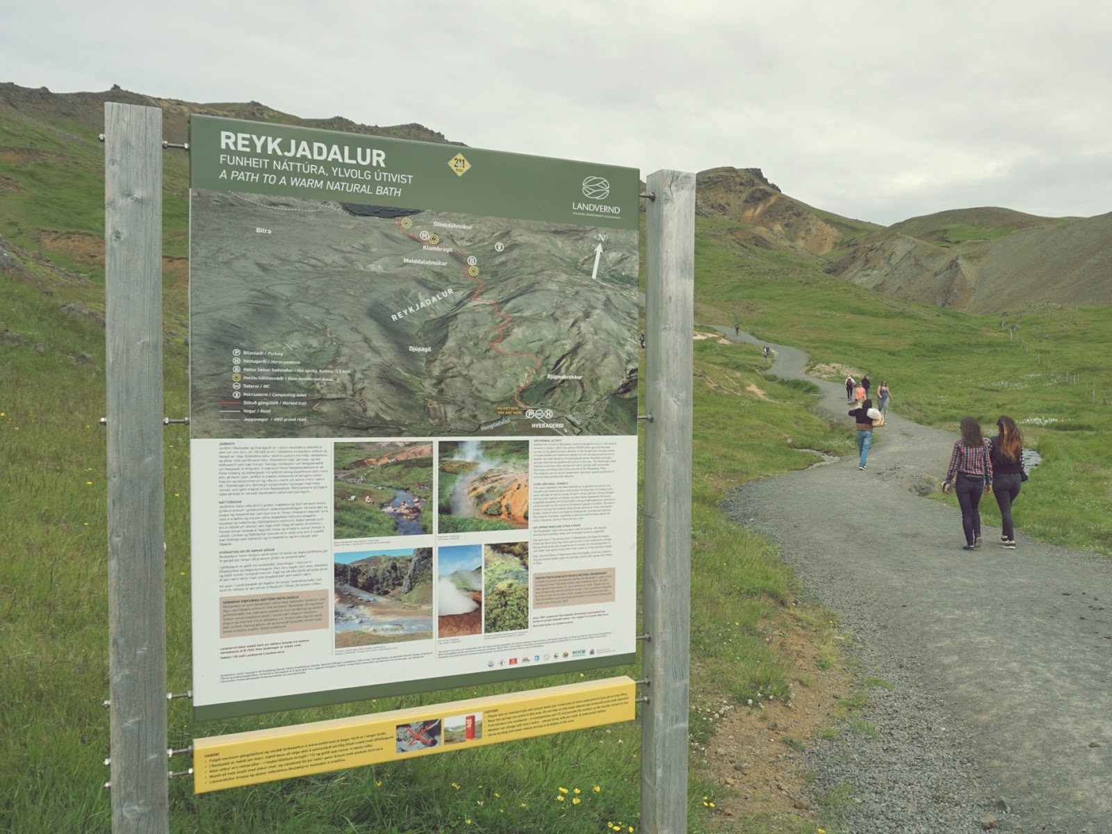 hiking, hiking path, Islandia, Gorąca rzeka w Reykjadalur, Islandia, Południowa Islandia, panidorcia, blog, blog o Islandii, wakacje w Islandii, Islandia zwiedzanie, gorące źródła, pola geotermalne