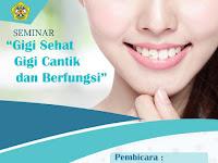 Seminar kesehatan gigi bersama Rumah Sakit ST Elisabeth Semarang