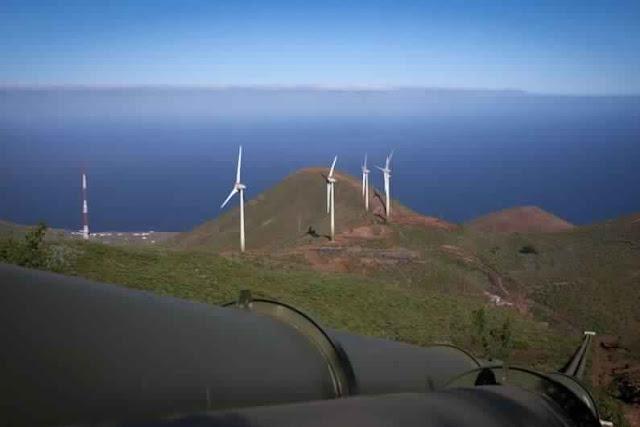 جزر المستقبل: تجربة لجزر تعتمد على 100٪ من الطاقة النظيفة